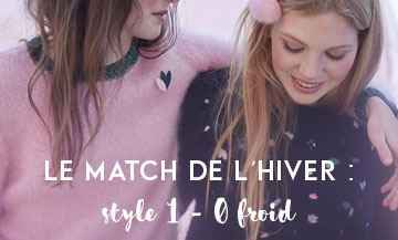 Mode Hiver Grand Froid