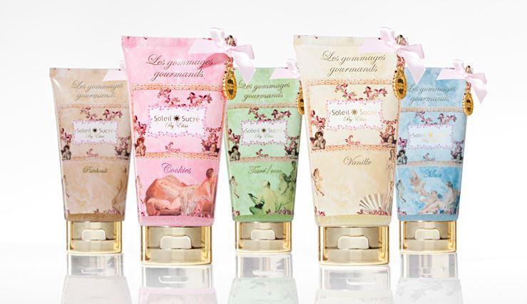 Bath products by Soleil Sucré