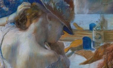 L'expo Degas à Bâle