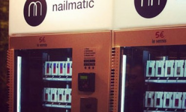Le Nailmatic de Citadium