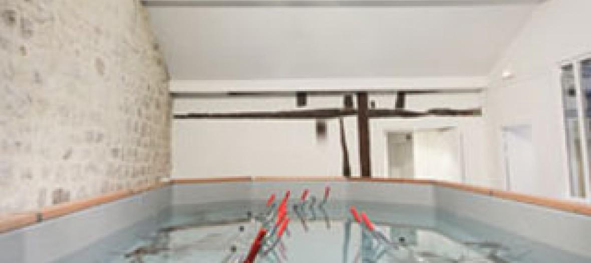 Maison Popincourt radical : l'aquabiking à la maison popincourt