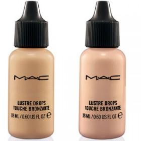 Mac Bronze Everyday Lustre Drops Allura 1