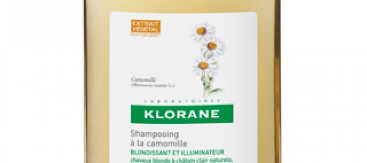 Klorane Shp Camomille 200 Ml