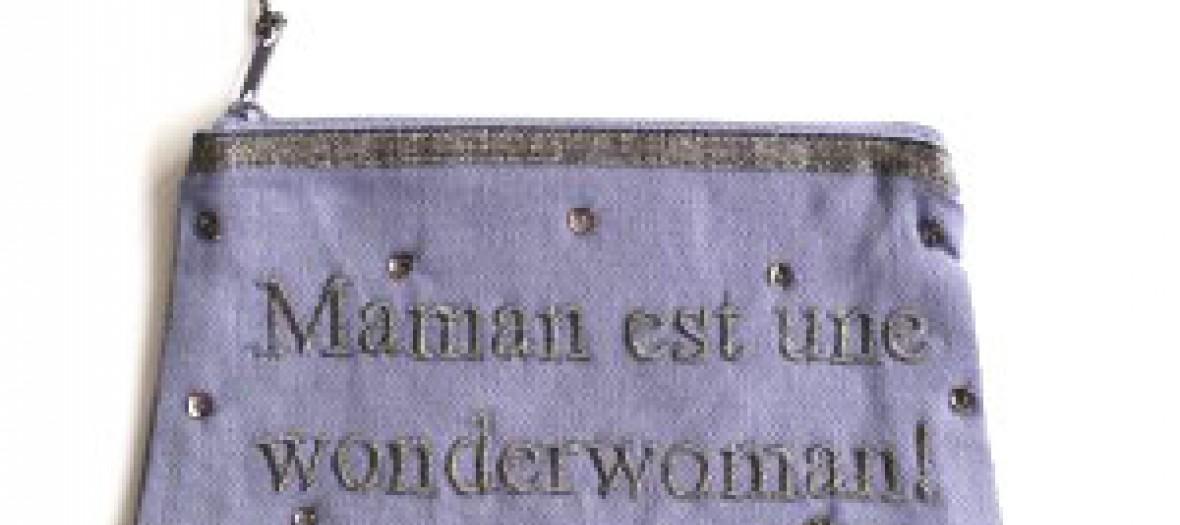 Aude Maman Est Une Wonderwoman
