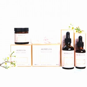 Aurelia Probiotic Skincare Group Shot