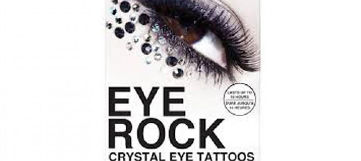 Bijoux De Paupieres Eye Rock
