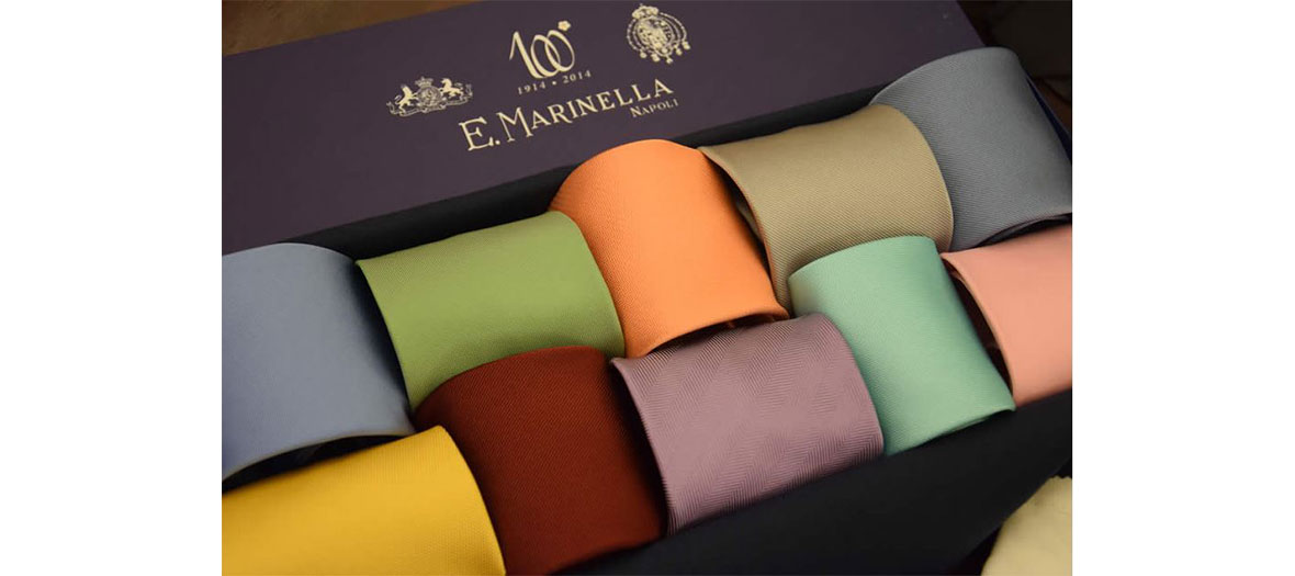 Set of ties Marinella