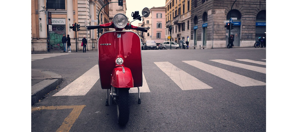 Des endroits parisiens cools par une Italienne branchée
