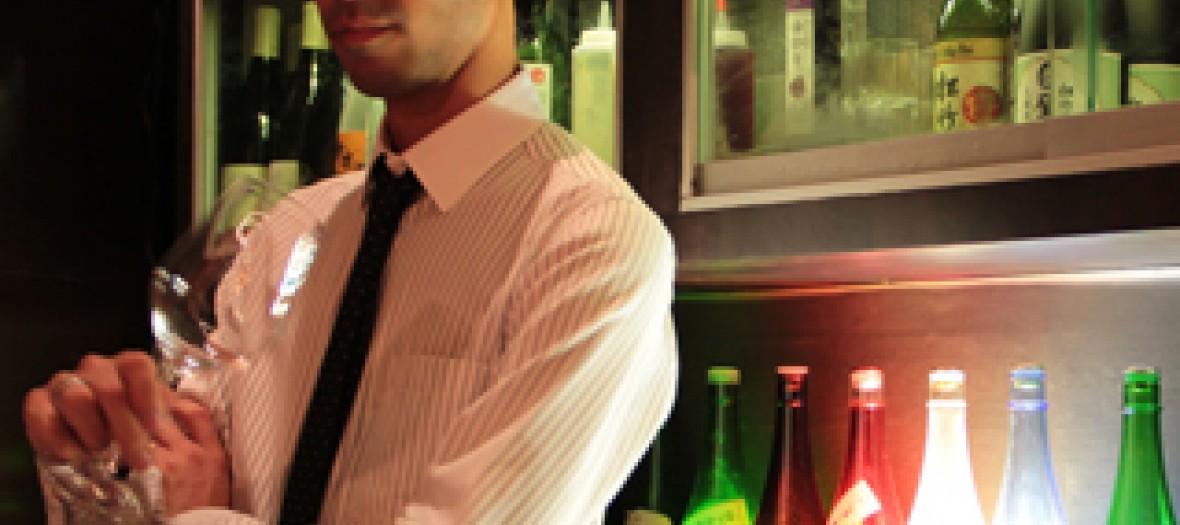 Un Vrai Bar A Sake Branche
