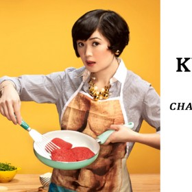 Kumisolo, la foodista chanteuse décalée