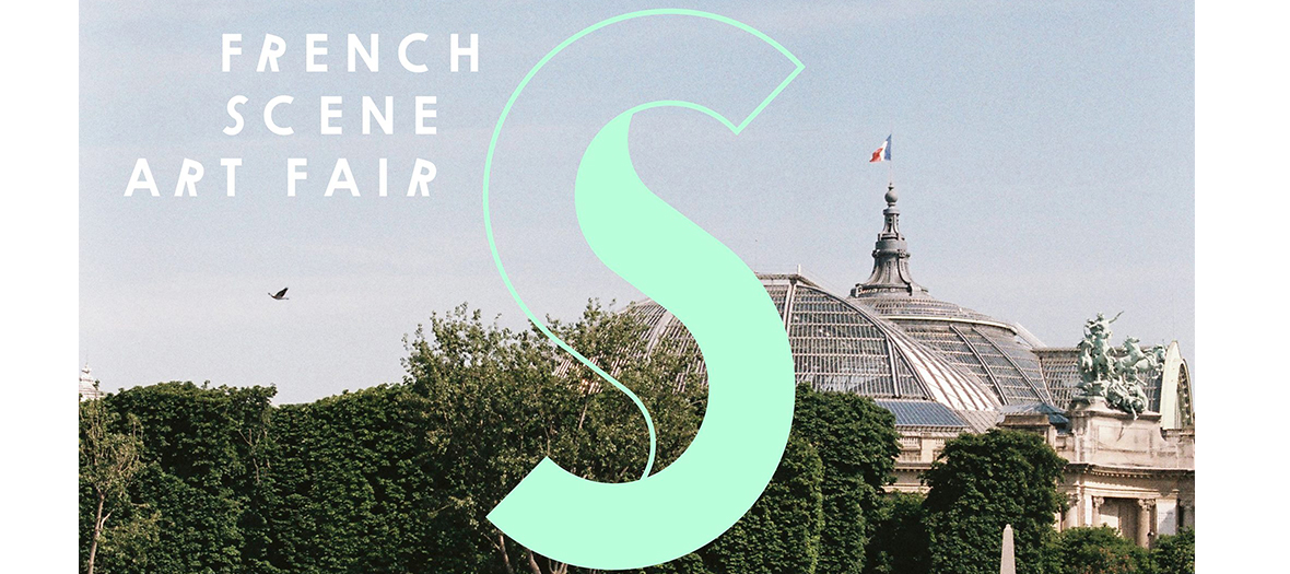 Affiche publicitaire Slick art fair
