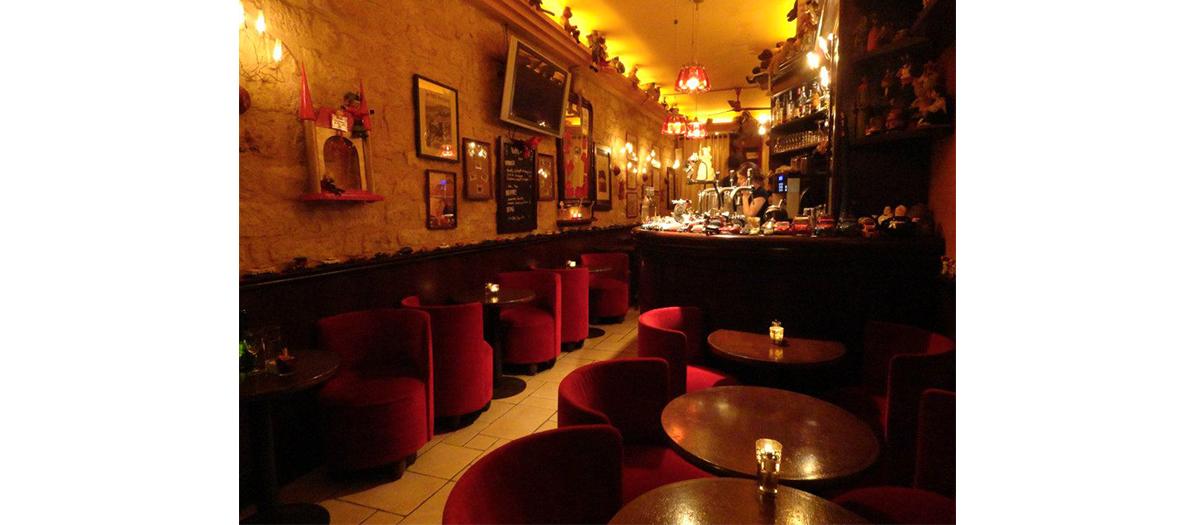 Salle de restaurant de Ferdi 1er