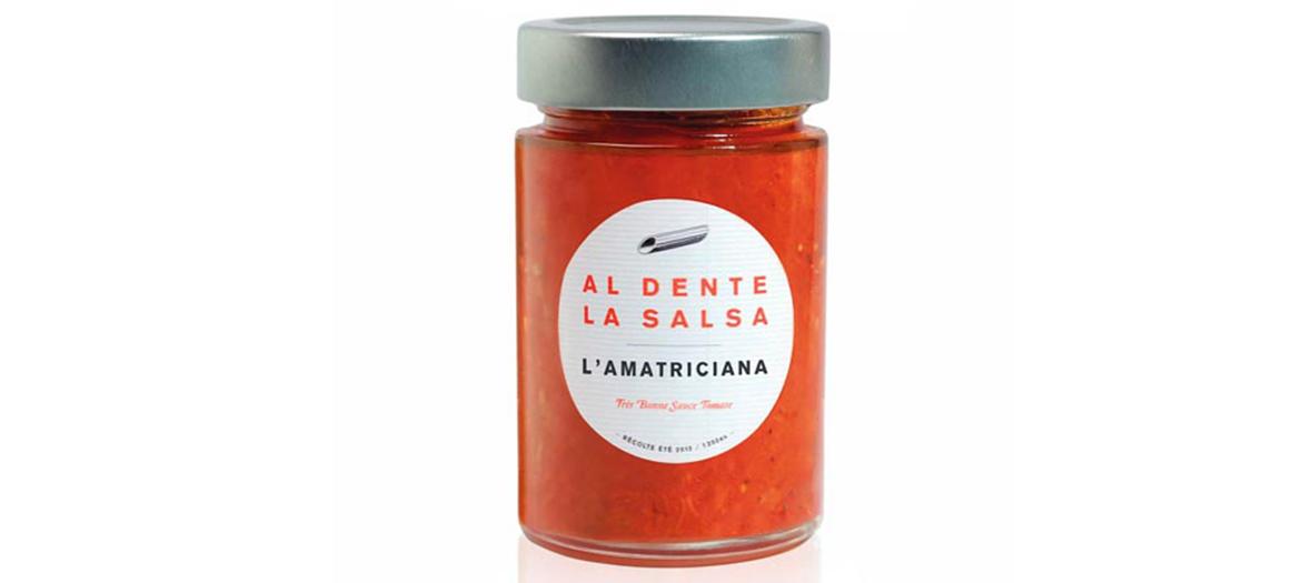 Sauce tomate Al Dente Amatriciana