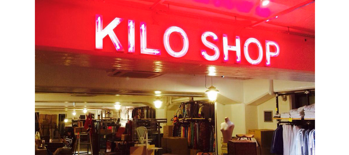 Magasin Kiloshop