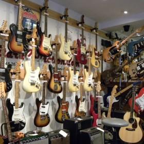 Guitare Collection Pour Chiner Des Guitares Vintage