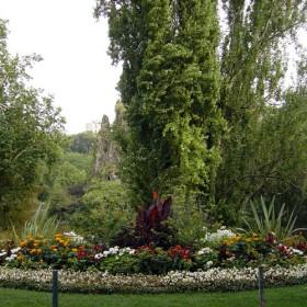 Mes Flaneries Dans Les Jardins Parisiens