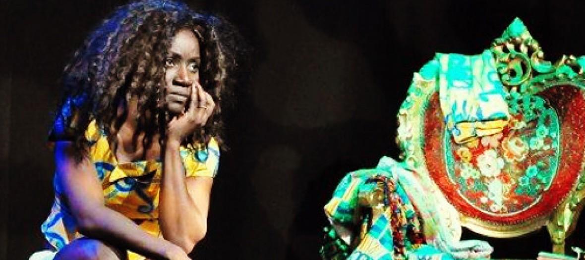 La Piece De Theatre A Ne Pas Louper Amou Tati Dans La Dame De Fe