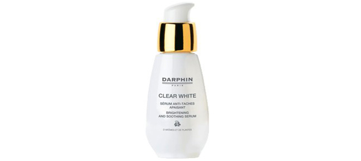 Brightening and sooting serum clear white Darphin