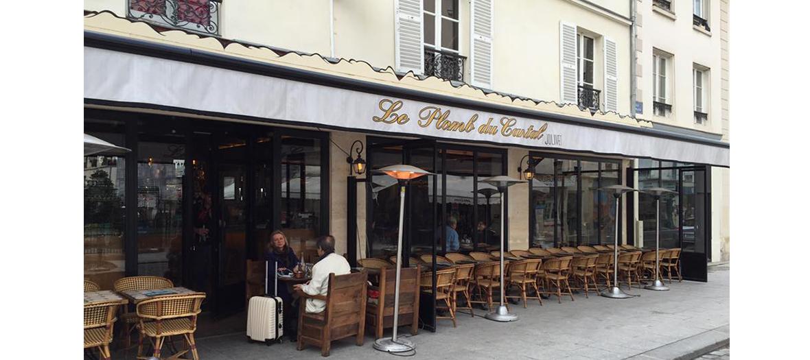 Plomb du Cantal restaurant