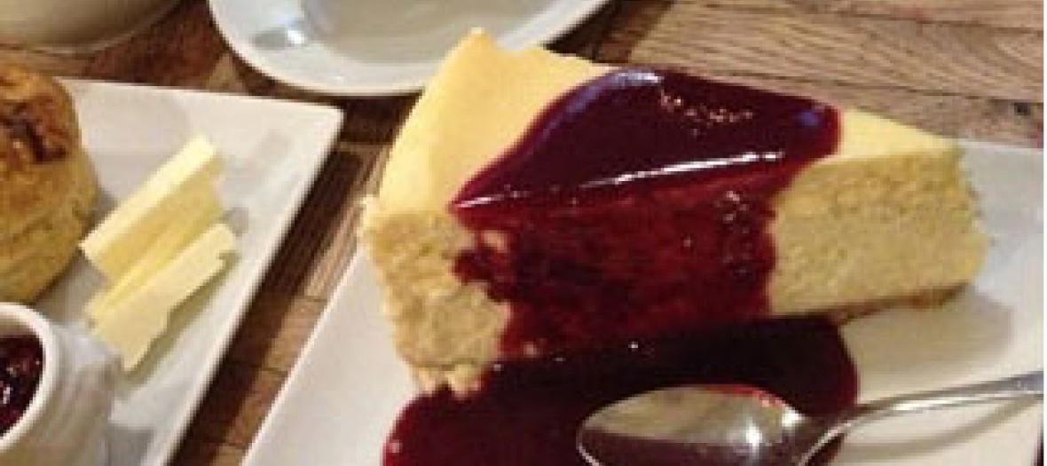 Cheesecake A Priori The 1