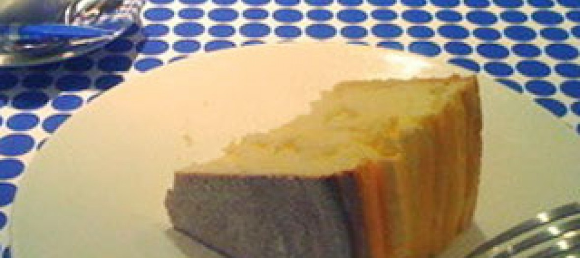 Cheesecake Jean Paul Hevin Colette