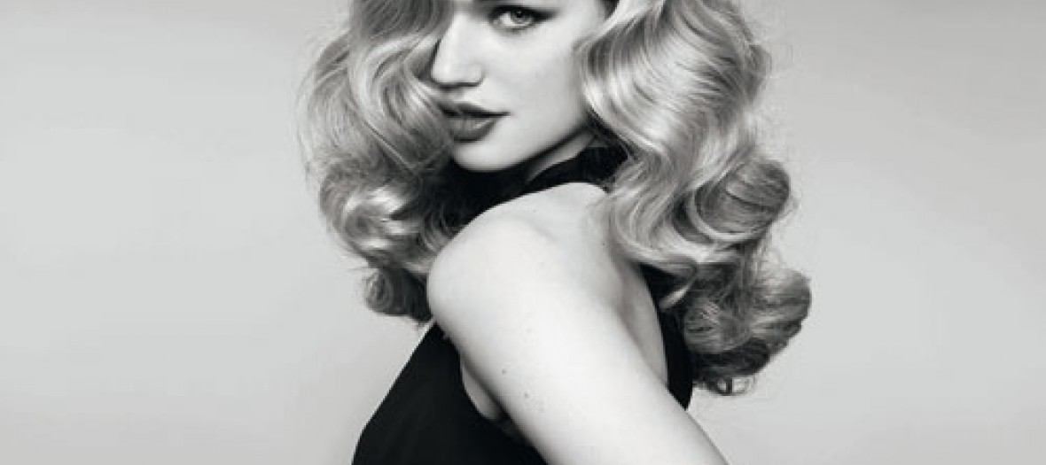 Un Bar A Coiffure Tres Glamour By Ghd