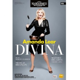 Amanda Lear Au Theatre 500