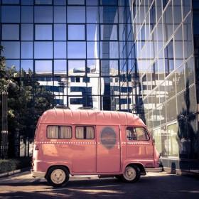Le Boudoir Des Cocottes Un Camion Tres Girly