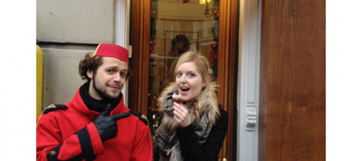 La Mini Patisserie Palace Cupcake Macaron 1