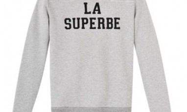 Le sweat La Superbe