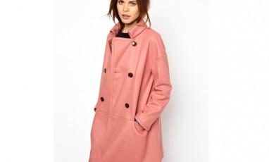 Un manteau très pink