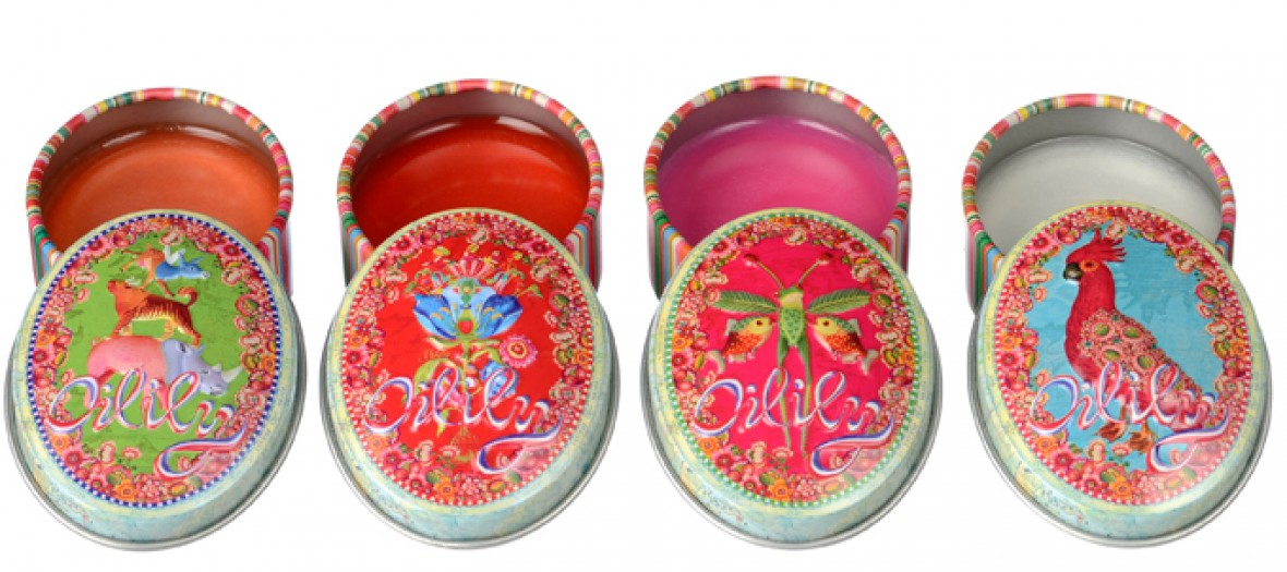4 Baumes Gloss Oilily