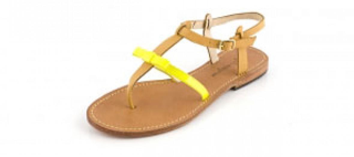 11 Sandales Mellow Yellow