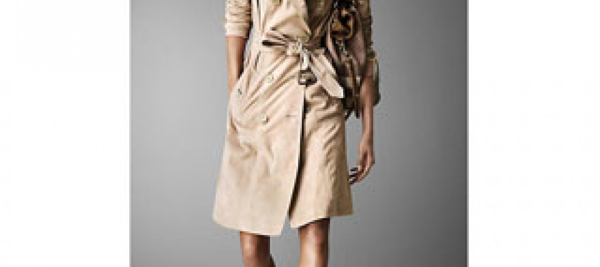 22 Trench Burberry