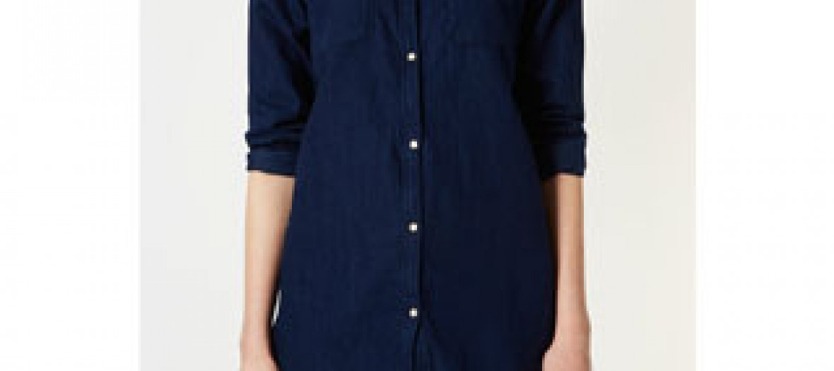 9 Chemise Topshop