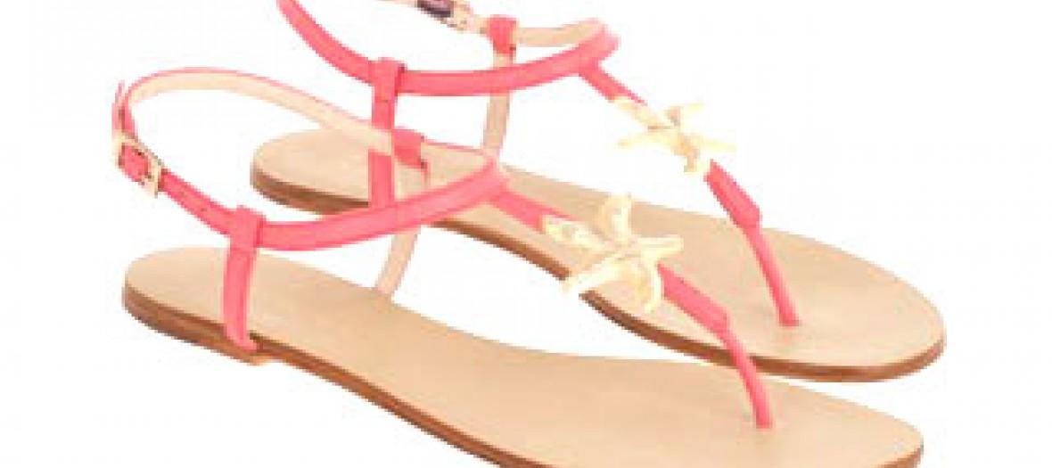 Sandales Guilermina En Cuire 2