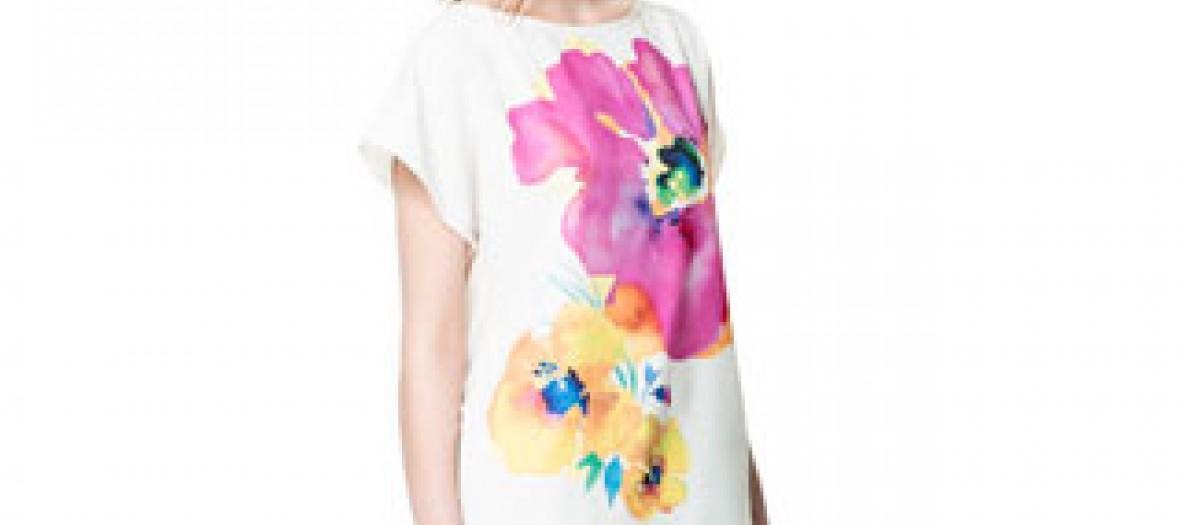 Tee Shirt Zara