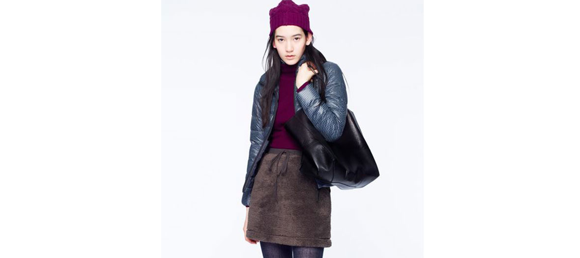 Uniqlo winter outfit