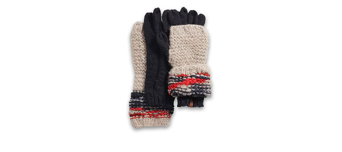 gloves and muffs by Esprit