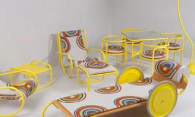Le mobilier du film La Piscine à vendre !