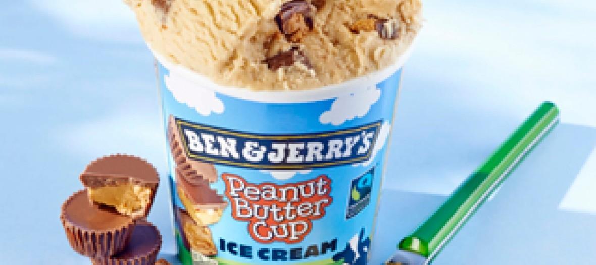 Ben Jerrys Peanut Butter Cup 1