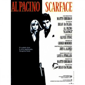 Scarface Affiche Bd