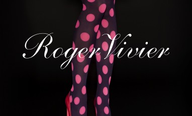 Roger Vivier Book Cover Courtesy Of Roger Vivier By Philippe Jar