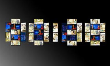 L'expo sur les télés novelas