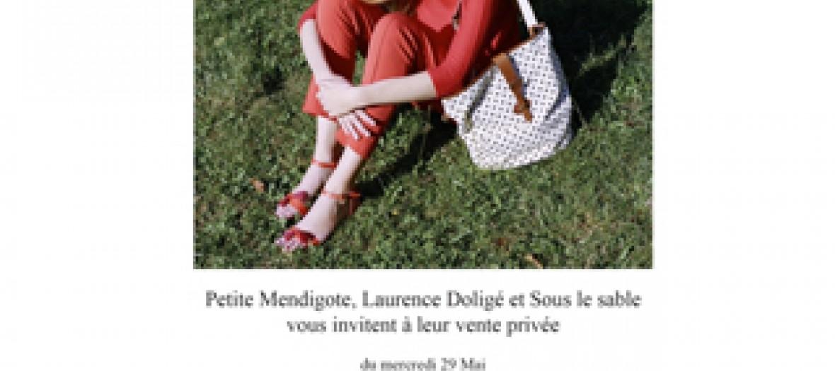 Invitation Petite Mendigote