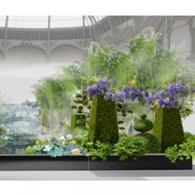 Un Jardin Extraordinaire Au Grand Palais