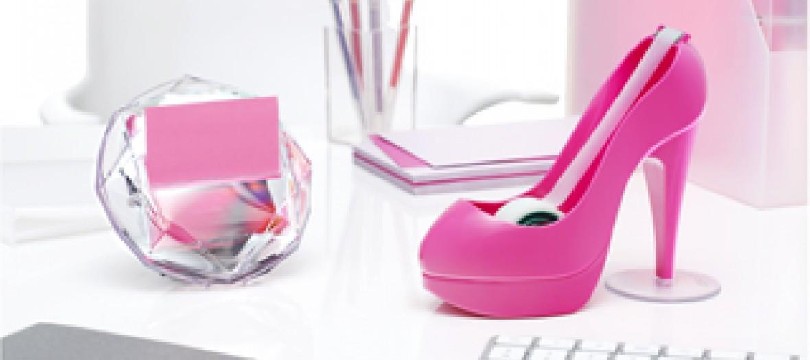 Laccessoire Glamour Pour Customiser Son Bureau