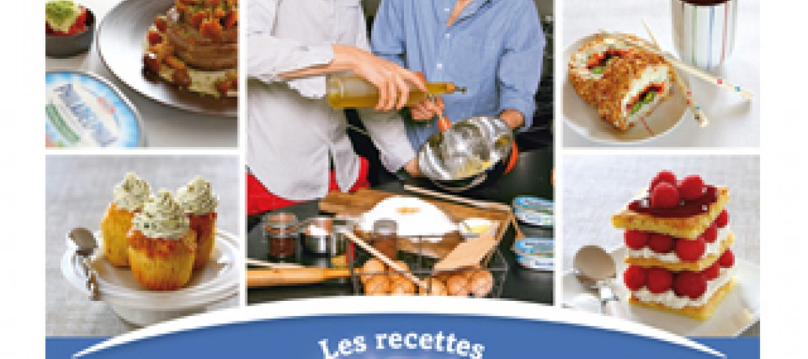 Le Livre De Recettes Tres Cream Cheesebonplan