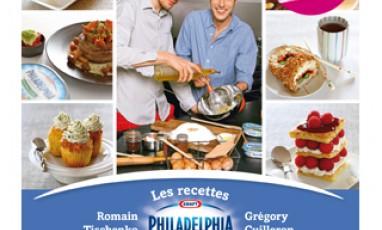 Very cream-cheese recipe books!