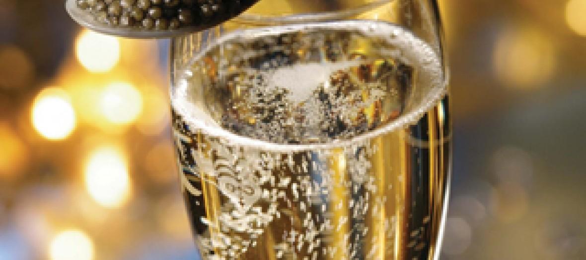 Apero Chic Et Champagne A Loeil